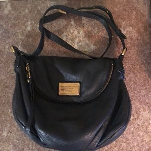 Black Marc by Marc Jacobs leather cross body bag